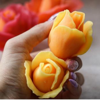 Бутон розы Одри