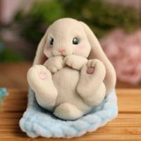 Кролик Абрикосик